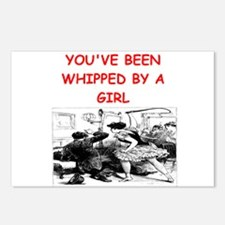 whipped Postcards (Package of 8)