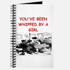 whipped Journal