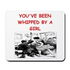 whipped Mousepad