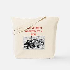 whipped Tote Bag