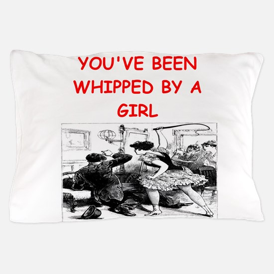 whipped Pillow Case