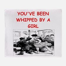 whipped Throw Blanket