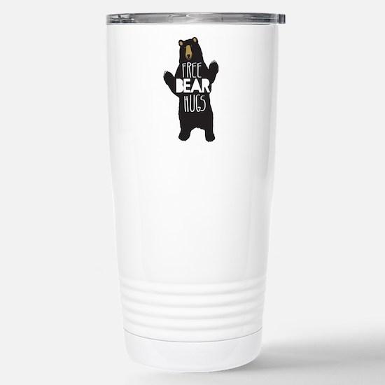 FREE BEAR HUGS Travel Mug