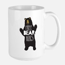 FREE BEAR HUGS Mugs