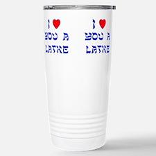 Cute Hannukah Travel Mug