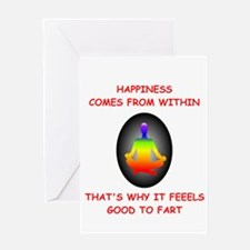 happiness Greeting Cards