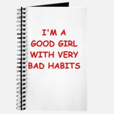 good girl Journal
