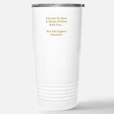 Unique Funny programmer Travel Mug