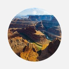 Beautiful Grand Canyon Ornament (Round)