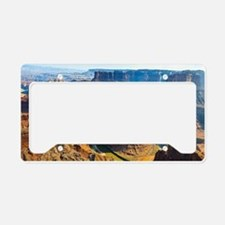 Beautiful Grand Canyon License Plate Holder
