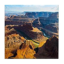 Beautiful Grand Canyon Tile Coaster