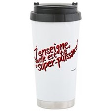 Cute Education Travel Mug
