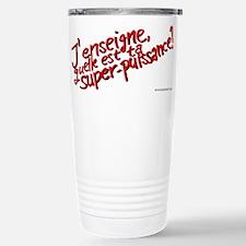 Cool School teacher Travel Mug
