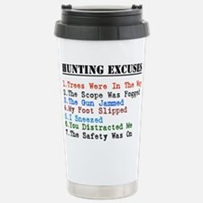 Cute Hunt Travel Mug