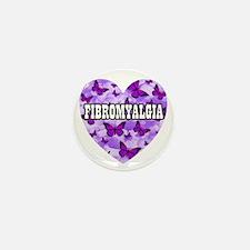 FIBROMYALGIA HBF Mini Button
