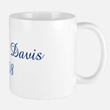 Future Mrs. Davis 06/07/08 Mug