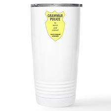 Funny Languages Travel Mug