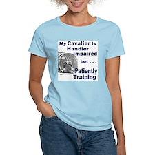 Cute King charles cavalier spaniel T-Shirt