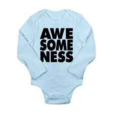 Awesomeness Onesie Romper Suit