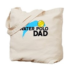 Water Polo Dad Tote Bag