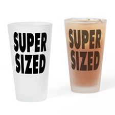 Super-Sized Drinking Glass