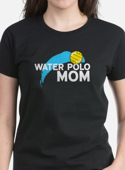 Water Polo Mom T-Shirt