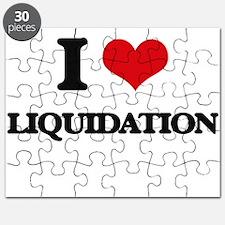 I Love Liquidation Puzzle