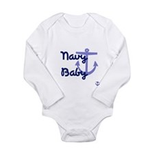 Cute Military baby Long Sleeve Infant Bodysuit