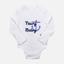 Unique Pregnancy Long Sleeve Infant Bodysuit