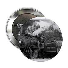 """Steam Train 2.25"""" Button (10 pack)"""