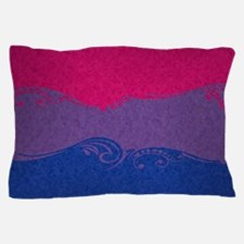 Bisexual Ornamental Flag Pillow Case