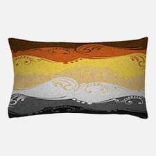 Bear Ornamental Flag Pillow Case