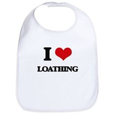 I Love Loathing Bib