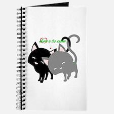 Cutesy Cutey Cats Journal