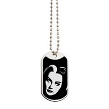 Cute Lilly Dog Tags