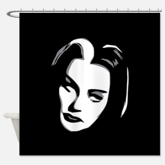 Unique Vampires Shower Curtain