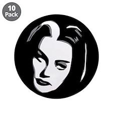"""Cute Dracula 3.5"""" Button (10 pack)"""