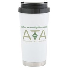 Cute Appalachian trail Travel Mug
