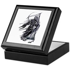 Cute Grim reapers Keepsake Box