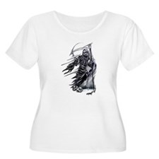 Unique Grim reaper T-Shirt