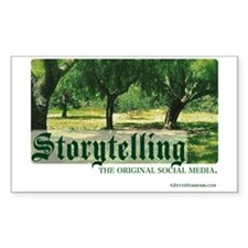 Storytelling, The Original Social Media Decal