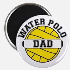 Water Polo Dad Magnets