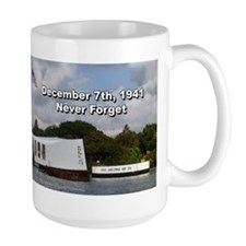 Naval Station Pearl Harbor Mugs