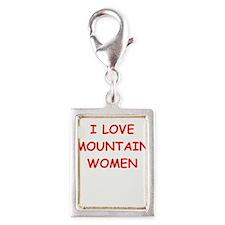mountain woman Charms