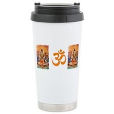 Cute Hare krishna Travel Mug