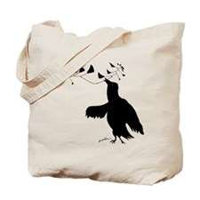 Smart Bird Tote Bag