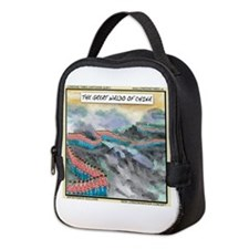 Great Waldo Of China Neoprene Lunch Bag