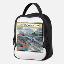 Great Waldo Of China Neoprene Lunch Bag