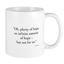 Cute Hope quotation Mug