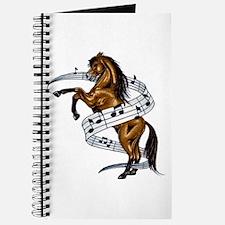 Cute Horse notes Journal